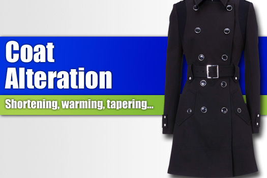 Coat Alteration