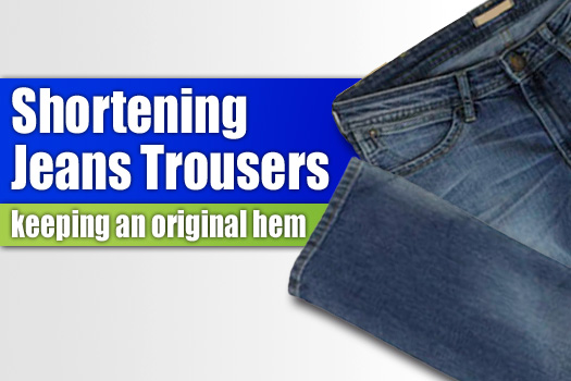 Trousers Shortening