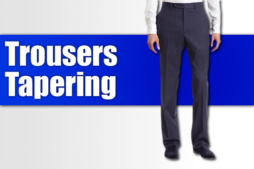 Trousers Tapering